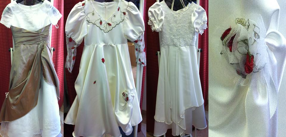 modno šiviljstvo špela, šiviljstvo špela, šiviljstvo, izposoja obhajilnih oblek, obhajilne obleke